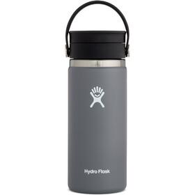 Hydro Flask Coffee Bidón con Tapa Sorbo Flex 473 ml, gris